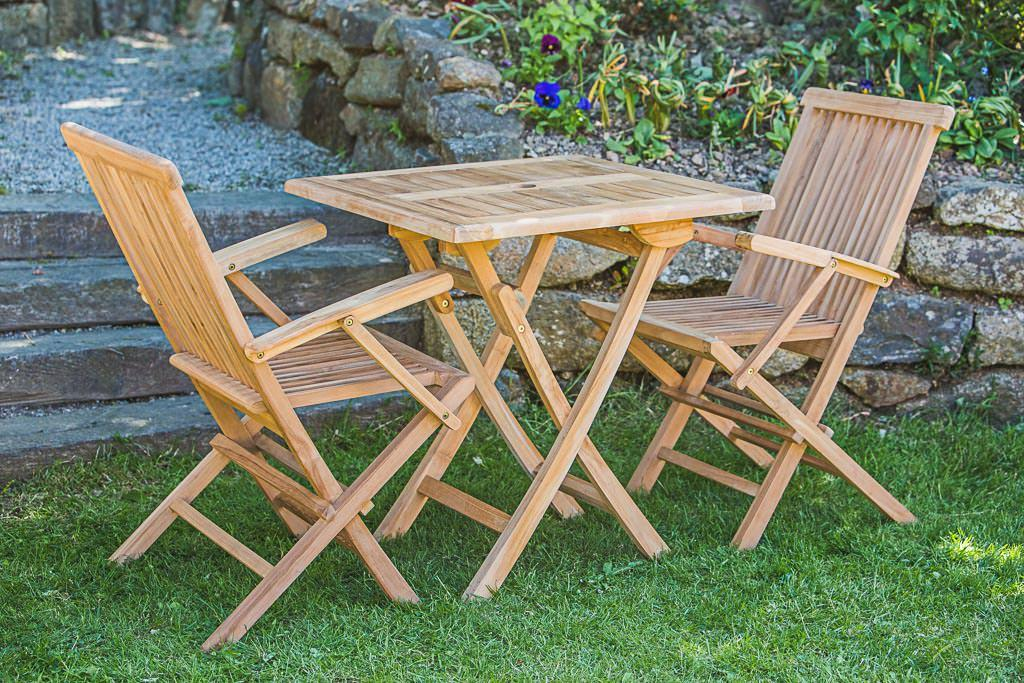2 Seater Folding Garden Patio Sets