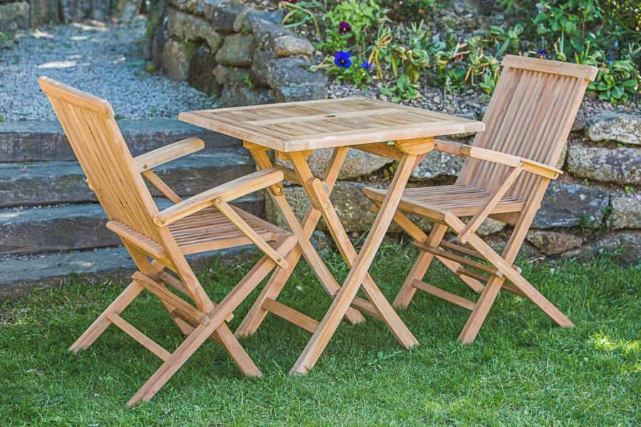 2 Seater Table and Chair Set