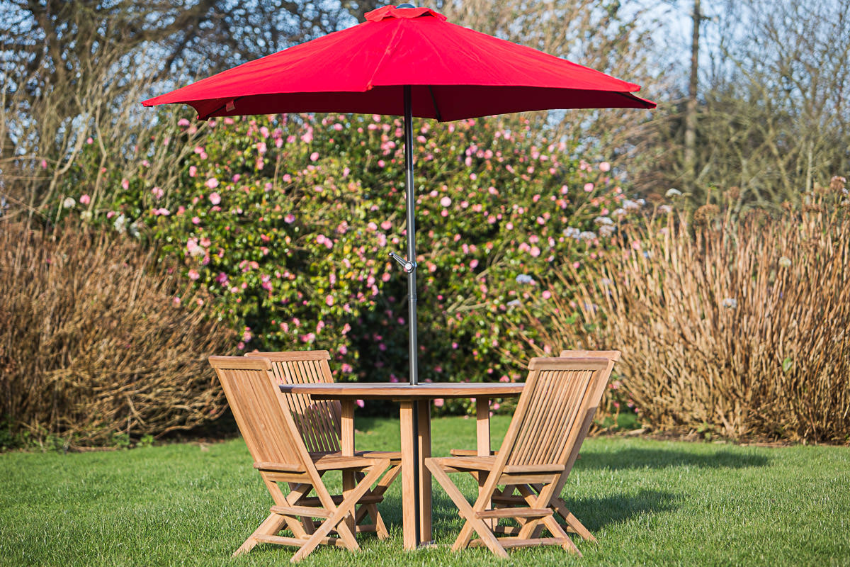 Garden Table Parasols