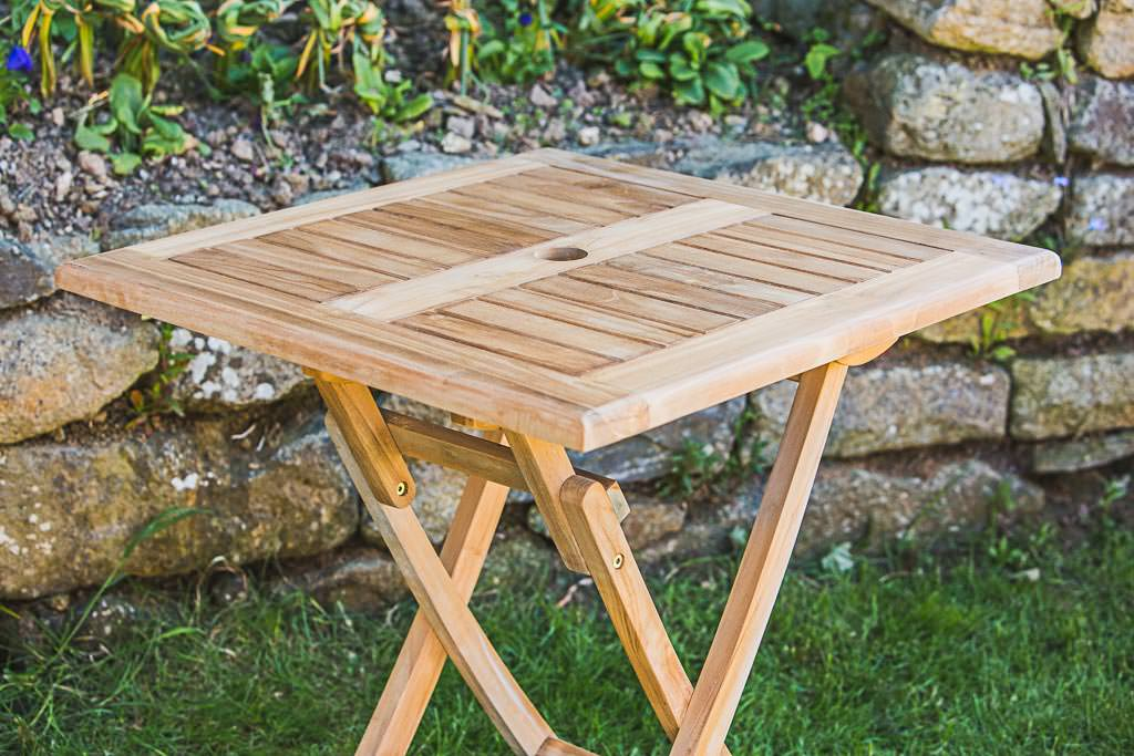 Small Folding Garden Tables