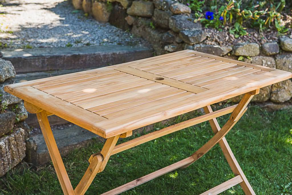 Large Folding Garden Tables