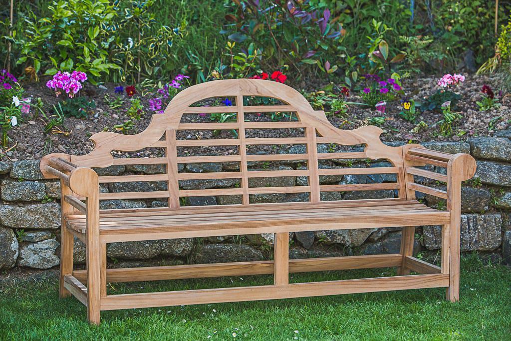 4 Seater Garden Benches
