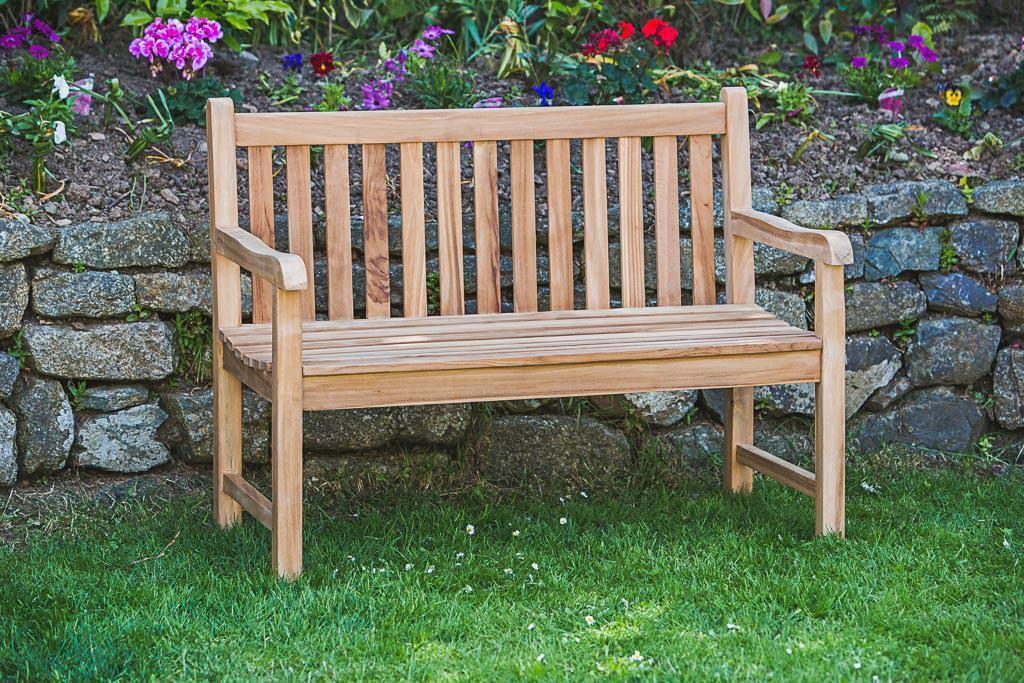 2 Seater Garden Benches