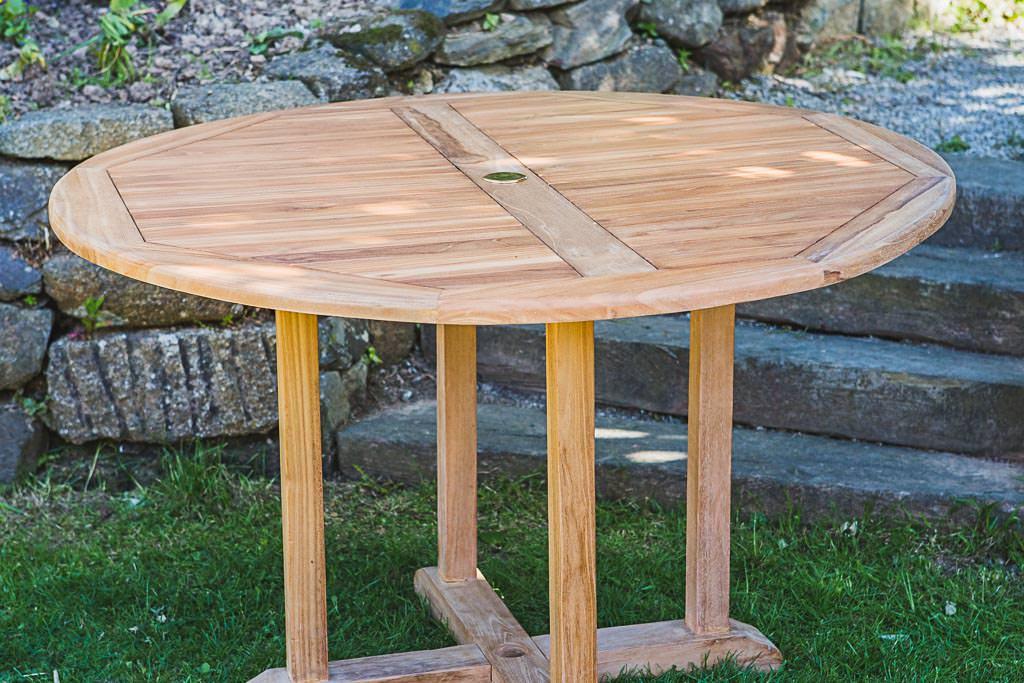 Circle Garden Tables